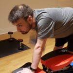 Daniel Mgrath - training for half marathon