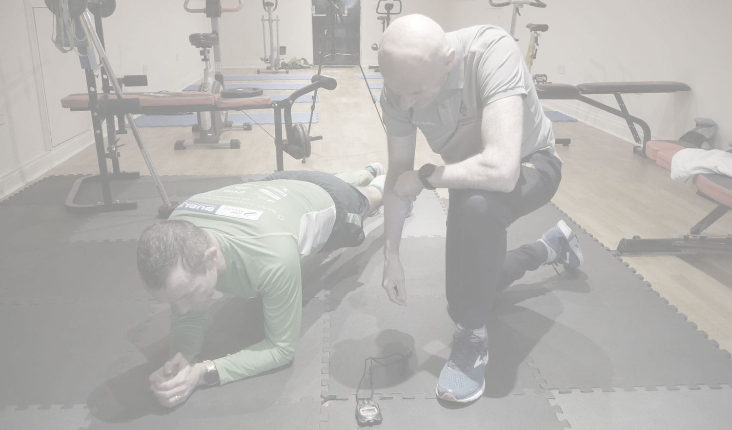 Picture 2 - Purple Bear Nutrition & Fitness - Training Exercise in Dublin
